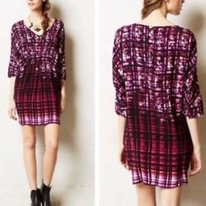 Maeve Petal Palette Dolman Sleeve Dress